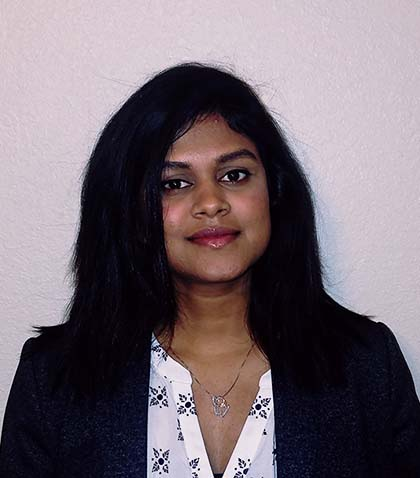 Swetha Kiledar - Software Engineer<br/> PCIC